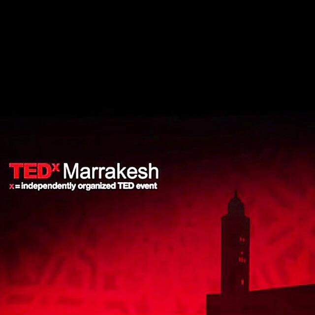 Click for Video TEDxMarrakesh
