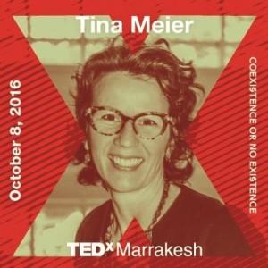Tina Meier TEDx Marrakesh